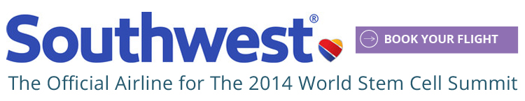 the Official Airline for The 2014 World Stem Cell Summit