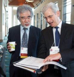 Bernard Siegel to Deliver Keynote Addresses at Regional Science Meetings